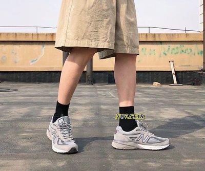 美國製 New Balance 990 / 新百倫 NB 美產 M990GL4 元祖灰 灰白 反光 麂皮 慢跑 男女鞋