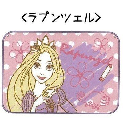 尼德斯Nydus~* 日本正版 Disney 迪士尼 長髮公主 毛毯 披巾 披肩 小毯子
