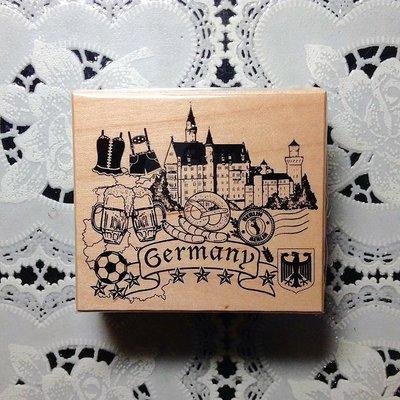 貝登堡印章~G章(GT-5059)德國