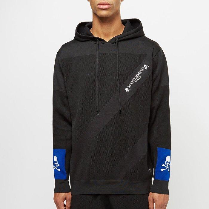 現貨 Adidas X MASTERMIND WORLD MMW MMJ 帽Tee 暗黑 S 骷顱