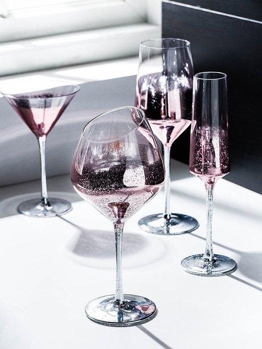 SX千貨鋪-星空創意紅酒杯無鉛網紅玻璃家用香檳杯雞尾酒杯高腳杯#玻璃杯#酒杯#水杯#茶杯#杯子套裝