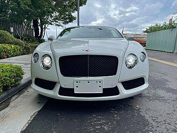 紅牛車業 Bentley 13年式 Continental GT 4.0 V8