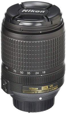 【高雄四海】Nikon AF-S 18-140mm F3.5-5.6 G VR DX 全新平輸一年保固.拆鏡現貨