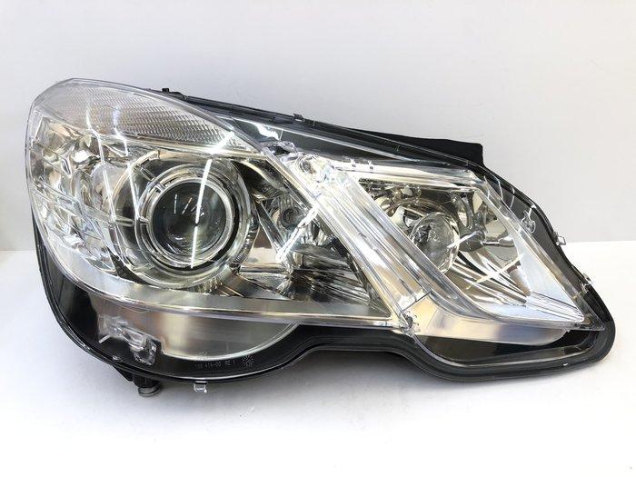 炬霸科技 車燈 W212 原廠型 大燈 頭燈 HID AFS 魚眼 轉向輔助燈 09-13 E300 E350 E200