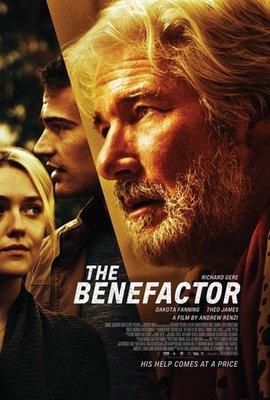 【藍光電影】恩人 The Benefactor (2015) 慈善傢為重溫過往介入新婚夫妻生活 85-004