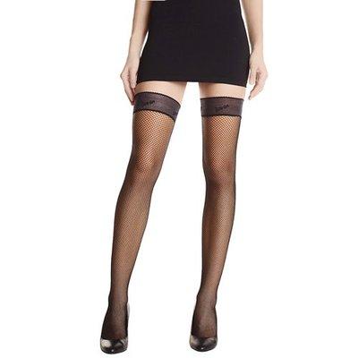 法國DIM-MOD 「巴黎時尚」系列大腿網襪73D-REF1336-NOIR