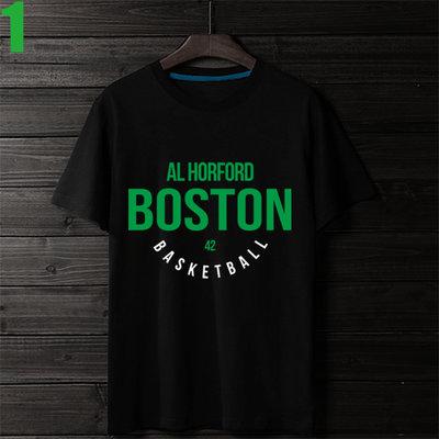 【艾爾·霍福德 Al Horford Boston】短袖NBA籃球運動T恤(3種顏色) 任選4件以上每件400元免運費!