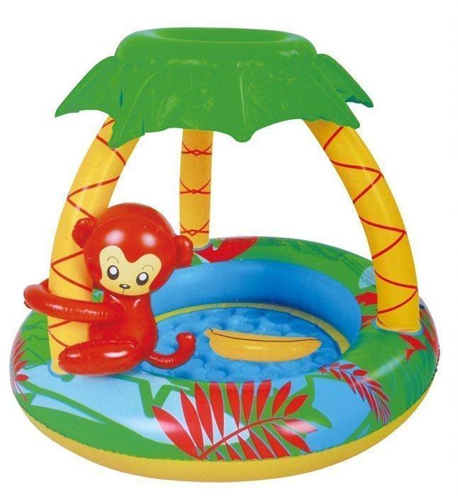 貝比的家-親親-猴子嬰兒水池/泳池/戲水池/球池 -特價765元