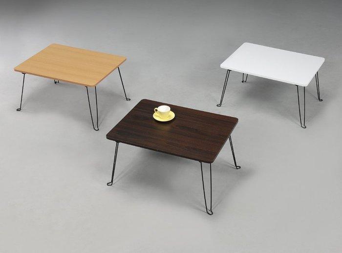 生活大發現-NG品 MIT 休閒折疊桌 可收納不佔空間