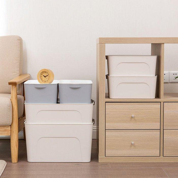 加厚收納箱塑料大號衣服收納盒有蓋衣柜抽屜整理箱床底衣物儲物箱