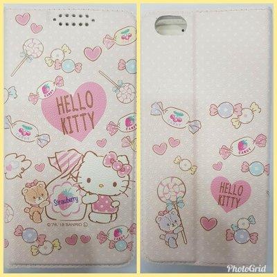 彰化手機館 iPhone6plus 手機皮套 HelloKitty 正版授權 kt 卡通殼 隱藏磁扣 iPhone6+