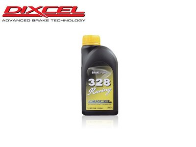 【Power Parts】DIXCEL 328 RACING BRAKE FLUID 煞車油