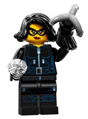 現貨【LEGO 樂高】積木/ Minifigures人偶系列: 15 代人偶包抽抽樂 71011   珠寶大盜+珠寶