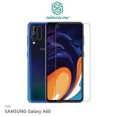 【愛瘋潮】NILLKIN SAMSUNG Galaxy A60 超清防指紋保護貼 - 套裝版 PET膜