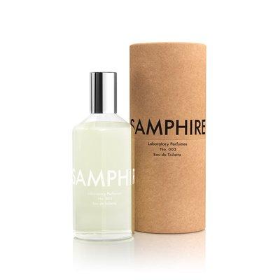 Freaky House-英國倫敦Laboratory Perfumes SAMPHIRE聖彼得草橡苔海洋中性香水