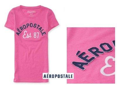 美國正品Aeropostale [Aero] 美式休閒短袖T / S ( 編號:4227 )