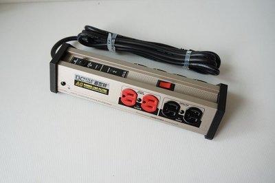 騏榛小舖 蓋世特 OH-T8B 第四代 HI-END音響專用 電源淨化濾波器(鈦金)