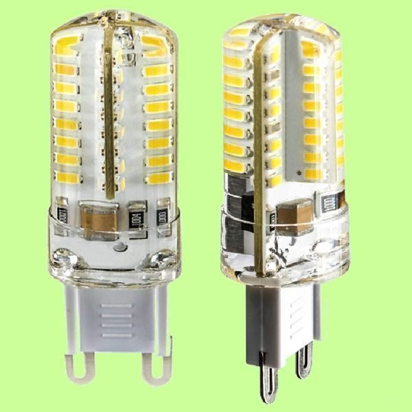 5Cgo【權宇】HGY606 台灣 3014 LED G9  360度 珠燈 豆燈 4W超亮燈泡 含稅 會員扣5%