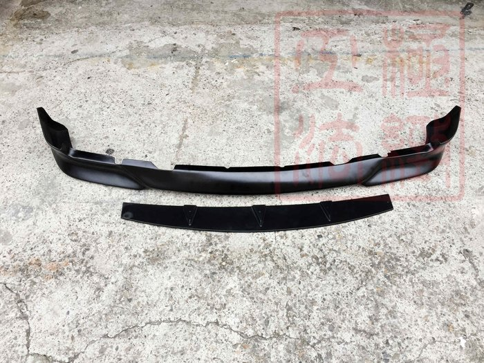 92-98 BMW E36 原廠保桿用 前下巴 加底板 M-Tech AC 可參考 蘆洲
