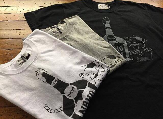 ☆AirRoom☆【現貨】2016 NEIGHBORHOOD ALLEY CAT C-TEE SS 春夏 酒瓶 特價