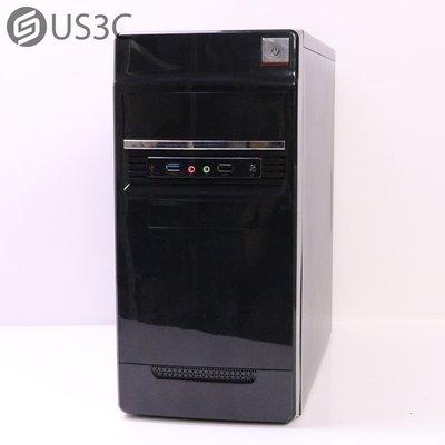 【US3C-台中店】自組PC Intel Pentium Gold G5400 4G 240G SSD 400W 內建還原磁區