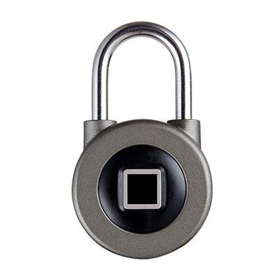 超好用 防水指紋鎖 智慧鎖頭 智能鎖 藍芽鎖 不銹鋼鎖頭 IP65防水 工業遠端控管 指紋藍牙鎖頭 掛鎖 艾比讚