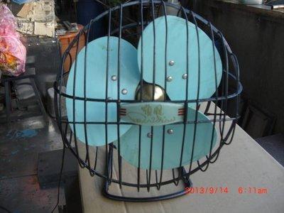 早期 古董順風電風扇