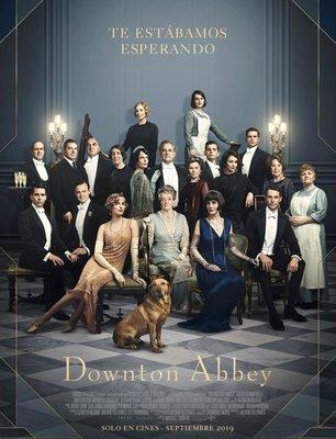 電影《唐頓莊園 Downton Abbey 電影版》現貨
