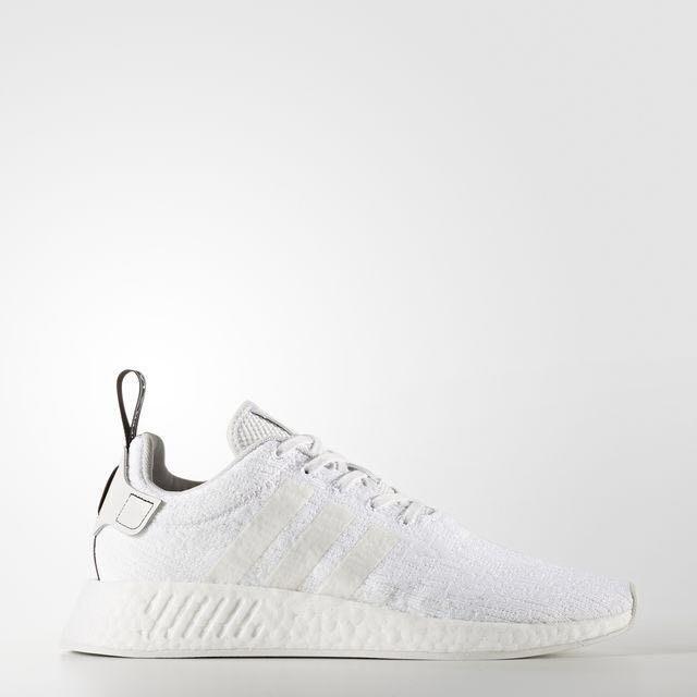 outlet online 94738 f03c9 ADIDAS ORIGINALS NMD R2 BY9914 全白雪花白超級限量球鞋英國 ... e80177a3fdf6a