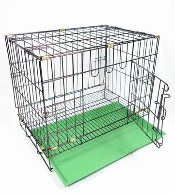 *優比寵物*1.5尺(全新活動折疊式/摺疊式)靜電粉體烤漆兔籠/貓籠/狗籠/寵物籠- 優惠價-