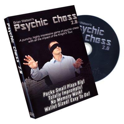 【天天魔法】【S471】正宗原廠~棋靈王2.0(Psychic Chess 2.0 by Brian Watson)