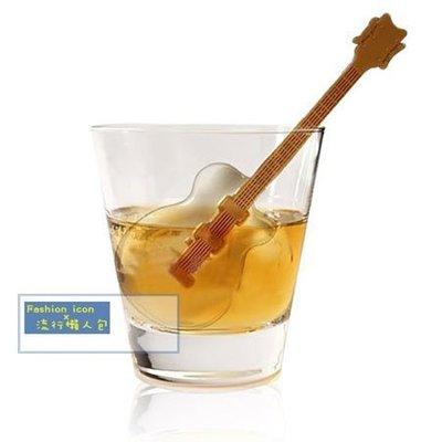 DIY提琴吉他音符冰格模具/創意製冰盒...
