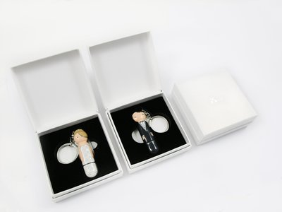 新娘、新郎造型隨身碟 - 婚禮小物 結婚禮物 創意商品 禮贈品 客製化商品