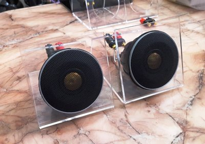 284.英國 Monitor Audio SILVER RX8 (大面板) 超高音 喇叭成品1對特價3500元