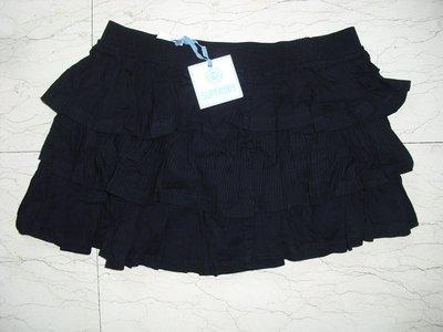 現貨全新正品Superdry極度乾燥Vintage Thrift Bouquet Skirt黑色蛋糕裙29.5~31