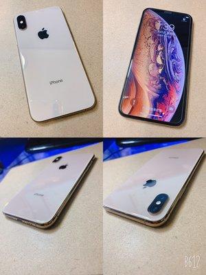 『皇家昌庫』Iphone 蘋果 XS 256G 金色  中古機 二手機 狀況良好 外觀漂亮 含盒子