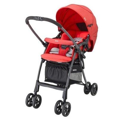 愛普力卡 Aprica Luxuna light CTS 挑高型座椅超輕盈系列嬰幼手推車-熱情森巴 台北市
