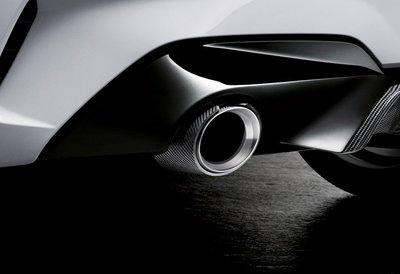 【樂駒】BMW G20 330i M Performance 排氣管 不鏽鋼 碳纖維尾飾管 改裝 聲浪
