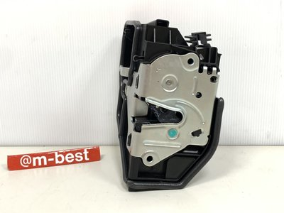 X3 E83 09- 左後車門六角鎖 中控鎖 鎖門 門鎖 門栓 門扣 (駕駛座後.OEM廠製) 51227229459
