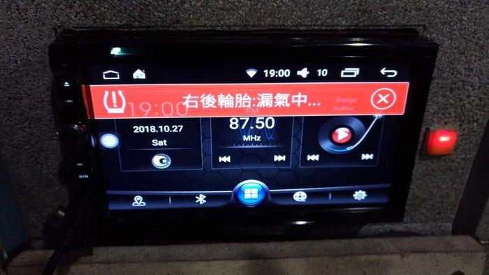 [樂克影音] 安卓系統專用胎壓偵測器  圖像式操作/快速調胎/蜂鳴警示/螢幕提醒/漏氣偵測/高溫偵測