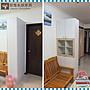 【 歐雅系統家具 】 開放收納雙面櫃 /  玻璃...