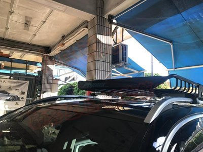 (小鳥的店)BIG TIIDA 熊牌 BNB RACK 車頂架 置物籃 行李盤  LIVINA RR-1538 GLE