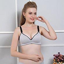 2018新款孕婦裝哺乳內衣純棉喂奶文胸懷孕期無鋼圈聚攏防下垂胸罩