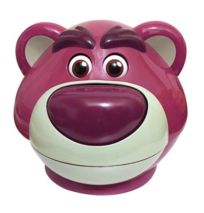 現貨!【香港迪士尼樂園】玩具總動員~熊抱哥收納盒(不含餅乾糖果)