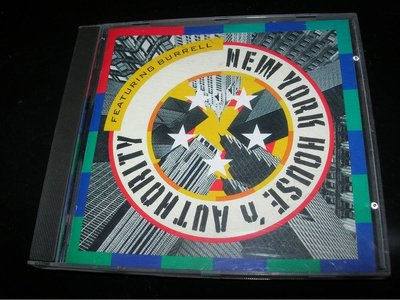 NEW YORK HOUSE'N  authority  無IFPI