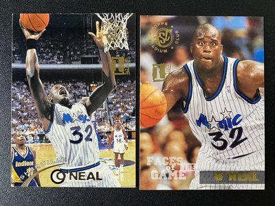 Shaquille O'Neal 1994-95 Stadium Club FirstDay Issue #32 355
