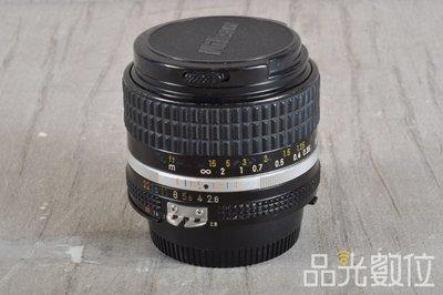 【品光數位】NIKON AIS 28mm F2.8 手動對焦 老鏡 廣角 #104703
