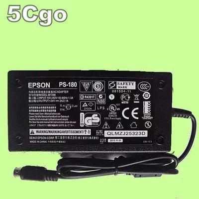 5Cgo【權宇】全新愛普生TM-U220電源變壓器PS-180 U288B T81 T58 T88IV 24V 2A含稅