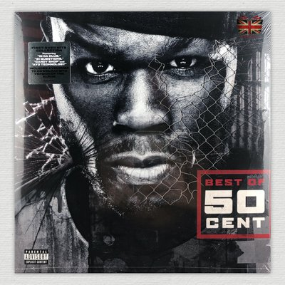 [英倫黑膠唱片Vinyl LP] 五角 / 角頭精選 50 Cent  / Best Of 2LP