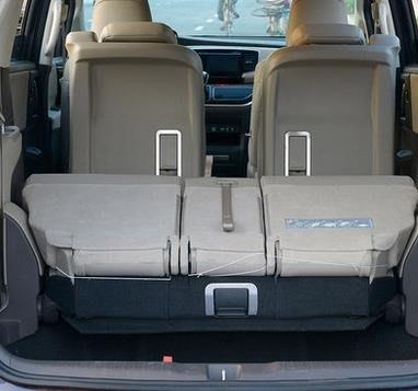 【機車王子】現貨!15款奧德賽座椅調節裝飾框 16-17奧德賽改裝座位放倒拉手裝飾貼Honda ODYSSEY